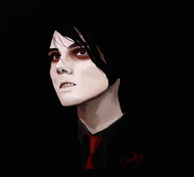 Gerard Way by Thezlington