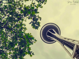 SpaceNeedle. by diantc333