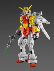 MS-026 Sunset Gundam by SEDVR