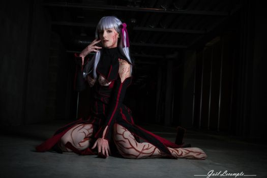 Dark Sakura Matou - Fate/SN Heaven's Feel Cosplay by Tinu-viel