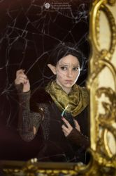Merrill and the mirror by Isilmarille