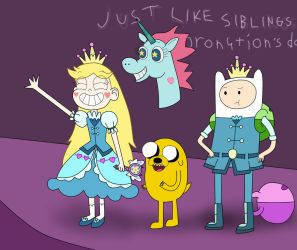 Adopting a Brother for Coronation (Part 2) by 04StartyCornOnline88