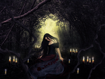 Spirit of the Woods by SilenceNocturne