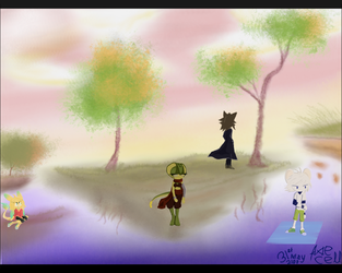 -B`day Gift- Winds in the Meadow by Axe-Cell