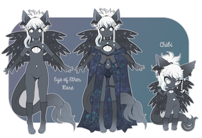 [Adopt] Eye of Ether - Mystic Spirit [CLOSED] by nyanami