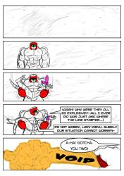 Fighting Tournament Audition Page 8 by DigiDayDreamer