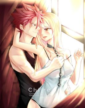 CHAINED - Nalu by chiire