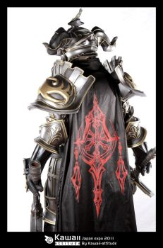 Judge Magister Gabranth 2. by Shoko-Cosplay