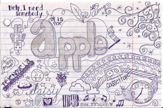 doodles by awnuh