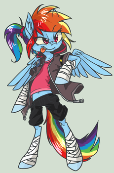 AnthroDash finished by 8-Xenon-8
