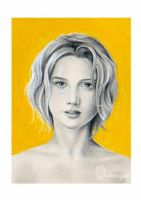Yellow by nabey