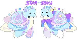 Star of the Show - Sealturtle Auction CLOSED by ToyPaws
