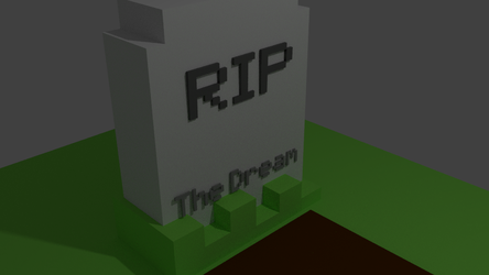 RIP The Dream by catboy676