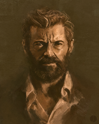 Old Man Logan by PhotoshopIsMyKung-Fu