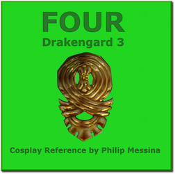 Four Cosplay Reference by PhilipMessina
