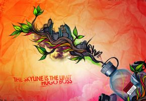 The Skyline Is The Limit by Street-FX