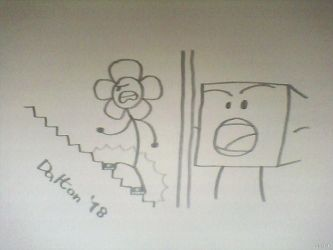 BFB Month July 2018 Day 8 by TheRandomDevianter2