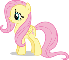 Mlp Fim fluttershy (...) vector by luckreza8