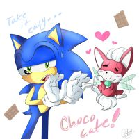 Chocolate! by PokeSonFanGirl