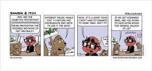 Net Neutrality by leckronium
