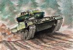 Leo 2A5 by Ikarus-001