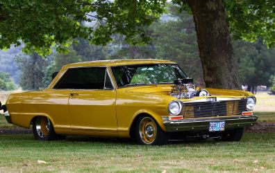 '62 Chevy Nova by finhead4ever
