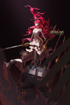 Auresque - rough for patreon by shilin