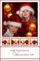 Merry Christmas Happy 2009 by Lelanie