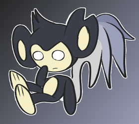 .:POKEMON:. Delta Aipom by Implosion-Explosion