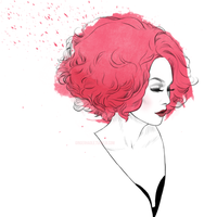 Guava pink by lily-fox
