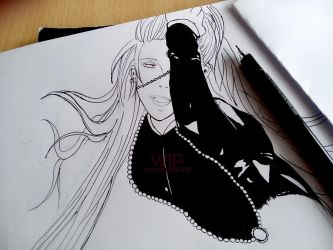 Undertaker - WIP by amazinglife2011