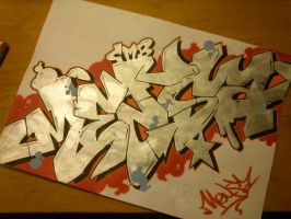 Sketching with Chrome by M3nsa