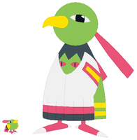 Natu and Xatu Base