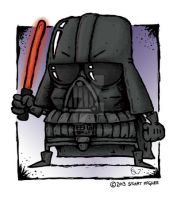 DarthVader by stuartmcghee