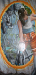 Portal - GLaDos reactivated by Feivelyn