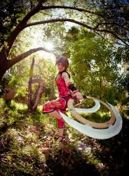 DW 5 - Sun Shang Xiang 03 by evalime