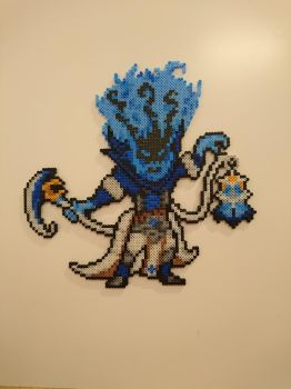 Championship Thresh from League of Legends by MagicPearls