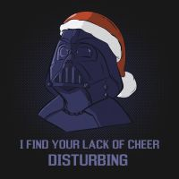 I Find Your Lack of Cheer Disturbing by DonCorgi