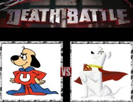 Request #79 Underdog vs Krypto by LukeAlanBundesen