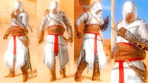 DOWNLOAD: ALTAIR - full import [DOA5LR] by SaafRats