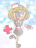 Laughter is the best medicine [Pop'n Music] by the01angel
