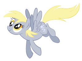 Derpy Hooves by Stormius