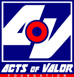 COMMISSION - Acts of Valor Foundation logo by EspionageDB7