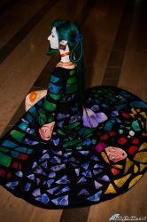 Stained glass by Kiyara