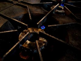 There's Rust On Your Stove by HandsBrain