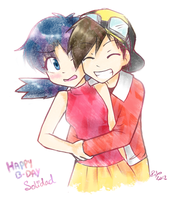 HBD Solidad by firehorse6