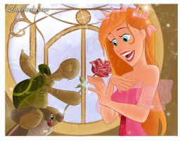 Enchanted - Friendship by Laurine-Tellier