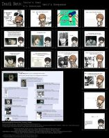 Deathnote Skit Comic part 3 by DemonicClone