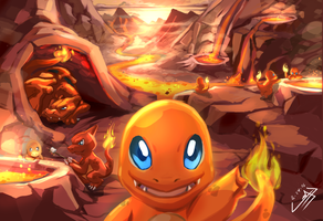 Welcome to Charmander Stove by wtfisalinh