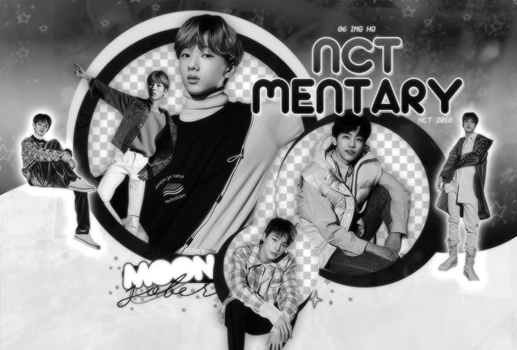 NCTmentary EP.03-PNGPACK#1 by MoonSober